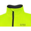 GORE BIKE WEAR Power GTX - Chaqueta Hombre - amarillo
